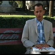 Product placment digital en Forrest Gump